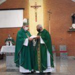 Dom Vicente confirma Padre José Paulo à frente da Paróquia São Camilo de Léllis