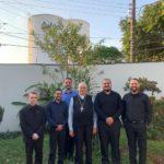 Seminaristas se preparam para receber o Sacramento da Ordem